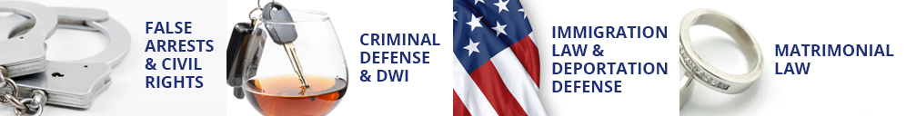 Criminal Defense & DWI